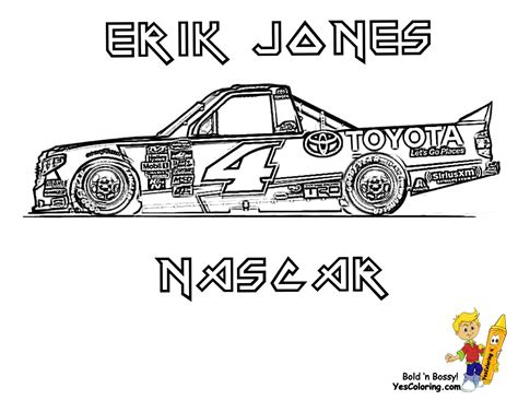 Coloring Pages Race Truck | drag race truck coloring pages coloring pages