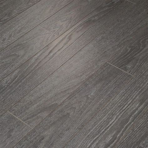 shop laminate flooring at lowes grey plank laminate flooring in uncategorized style houses