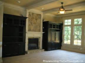 Built In Fireplace Bookshelves Built In Bookshelves Add A Quality Touch To Custom Homes