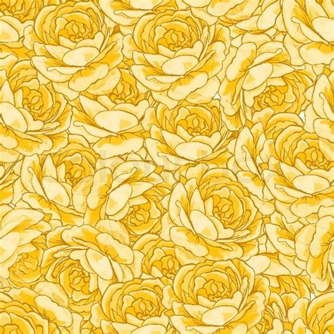 yellow floral pattern gallery for gt yellow floral background