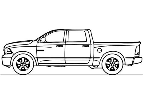 chevy trucks coloring page 40 free printable truck coloring pages download