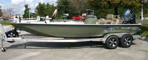 war eagle boats for sale in louisiana 2015 war eagle 2170 blackhawk 21 foot 2015 boat in