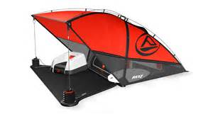 Canopy Tent Design by Reef Surf Tent Concept Surfbang