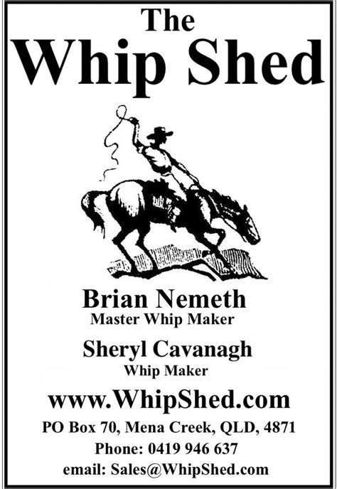 The Whip Shed the whip shed canecutter way scenic drive the greatest