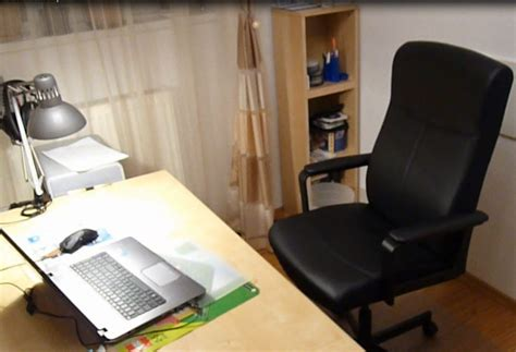 malkolm swivel chair ikea malkolm swivel office chair unboxing and assembly