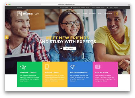 themes in distance education free download top 10 best wordpress education themes 2017