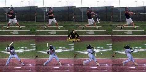 best baseball swing best baseball swings is there a perfect baseball swing