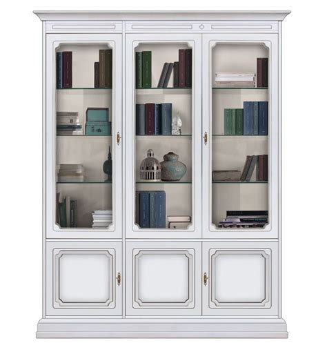 1000 ideas about glass door bookcase on