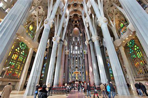 sagrada familia ingresso diaporama photo barcelone la sagrada familia