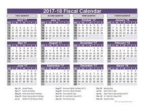 fiscal year calendar template uk fiscal calendar template 2017 18 free printable templates