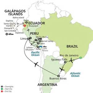 ultimate south america with galapagos extension cosmos