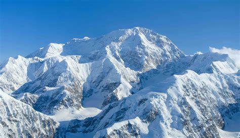 denali mt mckinley trek  mountain