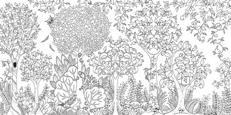 secret garden coloring book review coloring books are all the rage
