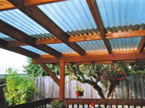 Patio Roof Sheeting Palram Residential Pergola Projects
