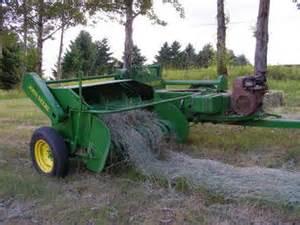 1955 john deere 14t baler tractorshed com
