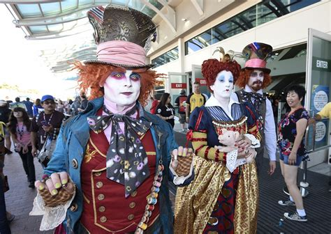 best and worst manga san diego comic con 2016 characters come out to comic con 2016 in san diego