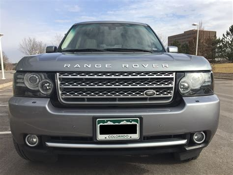 for sale 2012 land rover range rover supercharged land