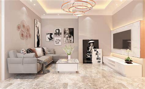 modern interior apartment design  ultra hd wallpaper