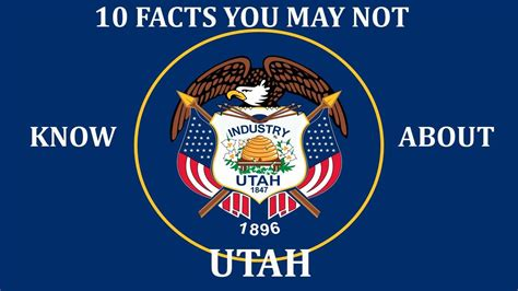 10 things you may not know about adding color to your utah 10 facts you may not know youtube