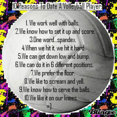 reasons to have ac section 10 reasons to date a volleyball player picture 96964925