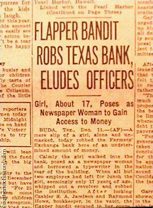 The 1920s Woman Modern Flapper Hair