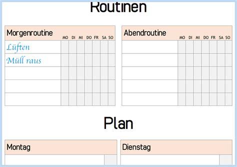Haushaltsplan Vorlage Putzen by Erfreut Hausputzplan Vorlage Zeitgen 246 Ssisch Beispiel
