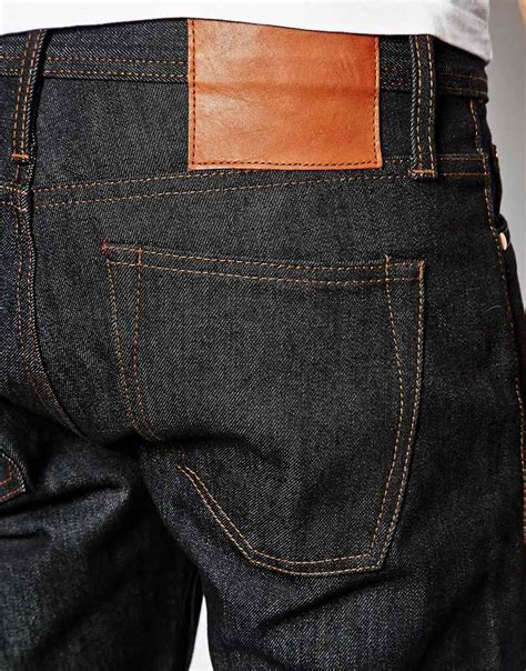Denim Unbranded Unbranded Ub101 Fit Selvedge Indigo In