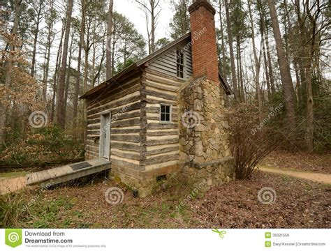 Storybook Floor Plans historic log cabin in north carolina royalty free stock