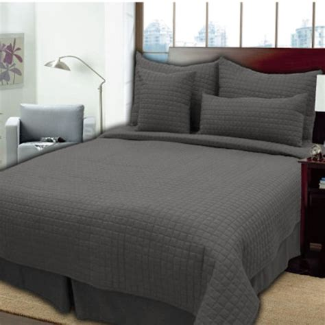 Bedding Coverlet Sets wholesale king coverlet sets quilted coverlet pillow shams bed skirt