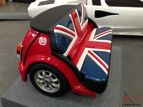 mini car sofa custom union jack mini cooper zeemax classic mini sofa