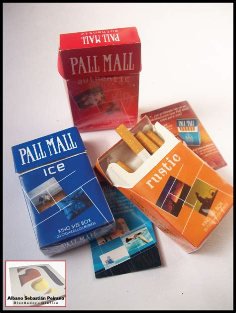 pall mall colors packaging albano sebasti 225 n peirano