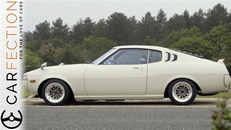 1976 toyota celica benny s ride carfection youtube