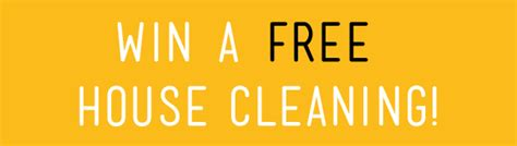 win a house exec cleaning coupon code archives l a l o v e t t al win a free house