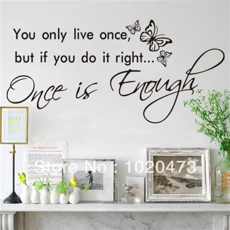 Diy Bedroom Wall Quotes Diy Removable Wall Decals House Wall Decorative Sticker