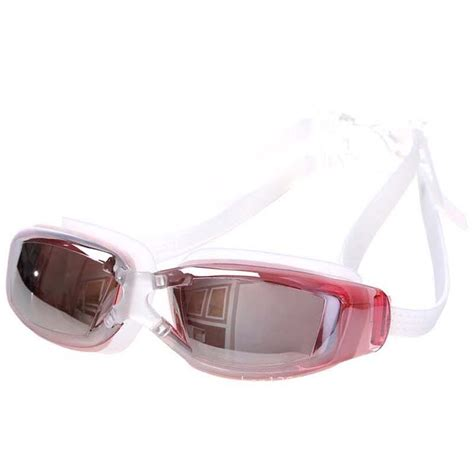 Kacamata Renang Anti Fog Uv Protection kacamata renang anti fog uv protection dewasa pink