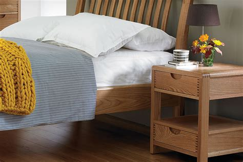 on your side of the bed quality bedside cabinets bedside table design ercol