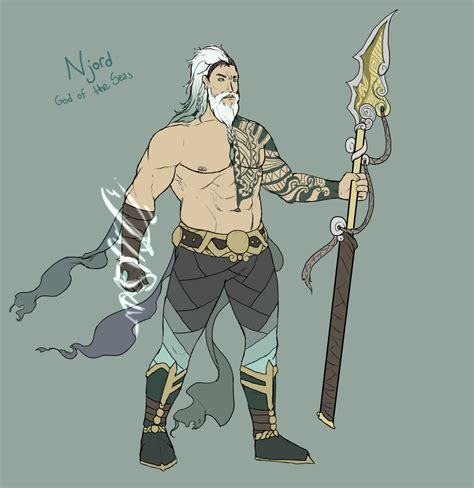 njord god of the seas