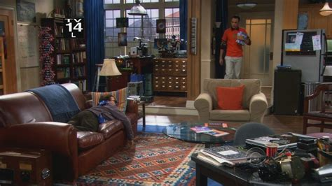 The Big Bang Theory Apartment | which character has the best apartment poll results the