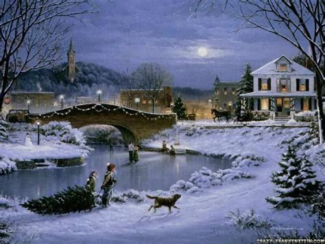 images of christmas scenes winter snow night christmas 26817 hd wallpapers background