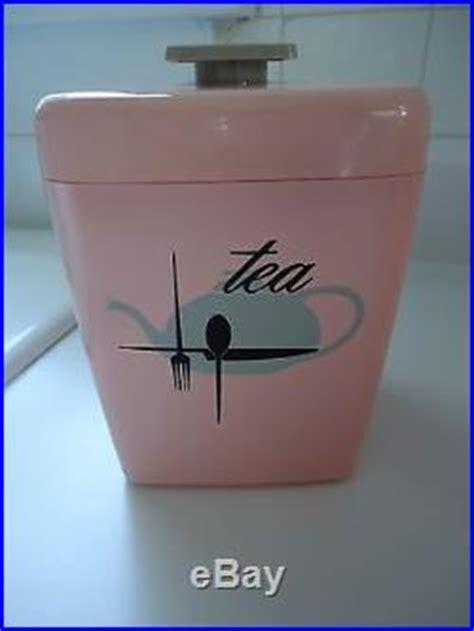 vintage canisters united states us vintage canister sets retro vintage pink plastic lustro ware kitchen canister