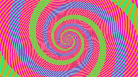 how many colors can you see how many colors can you see in this spiraling optical