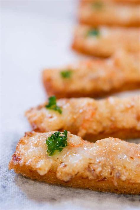 shrimp toast recipe delicious techniques