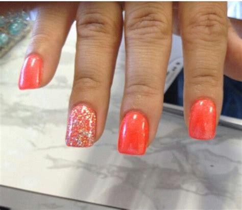 orange pattern nails cute orange nail design nails pinterest