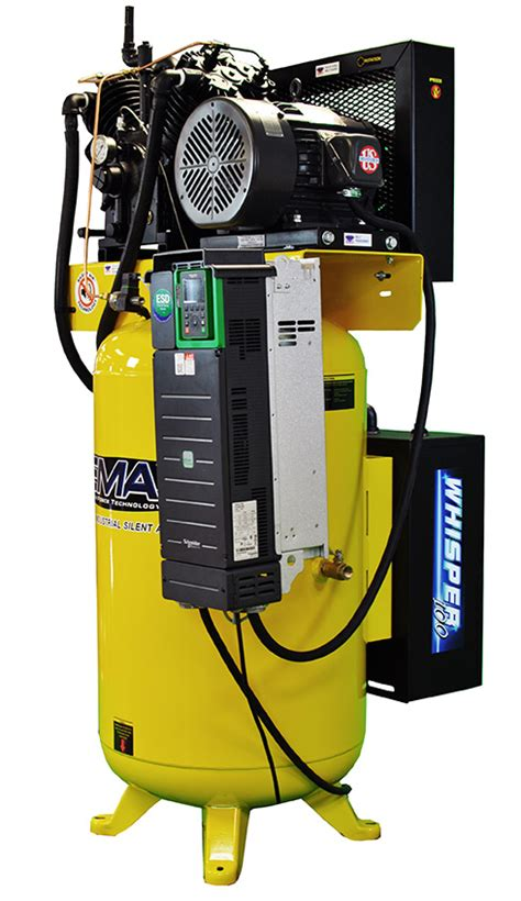 10 Hp Air Compressor Single Phase - 10 hp air compressor variable speed single phase silent