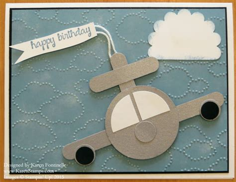 airplane cards airplane punch birthday card sting with