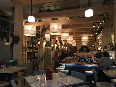 spoon table bar spoon table and bar york city midtown restaurant