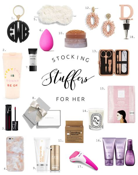 stocking stuffers for her stocking stuffers for him her