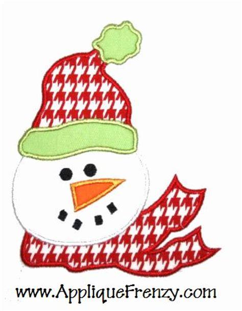 patterns for christmas appliques snowman applique patterns 171 free patterns