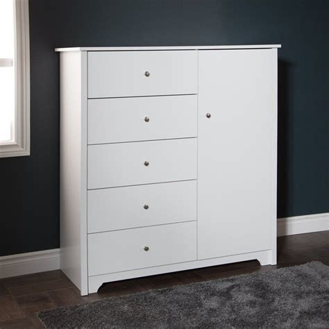 south shore vito 5 drawer chest white south shore vito 5 drawer chest in white 3150045