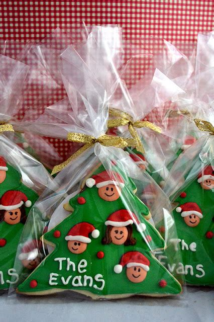 munchie monkey personalized christmas cookies such a cute
